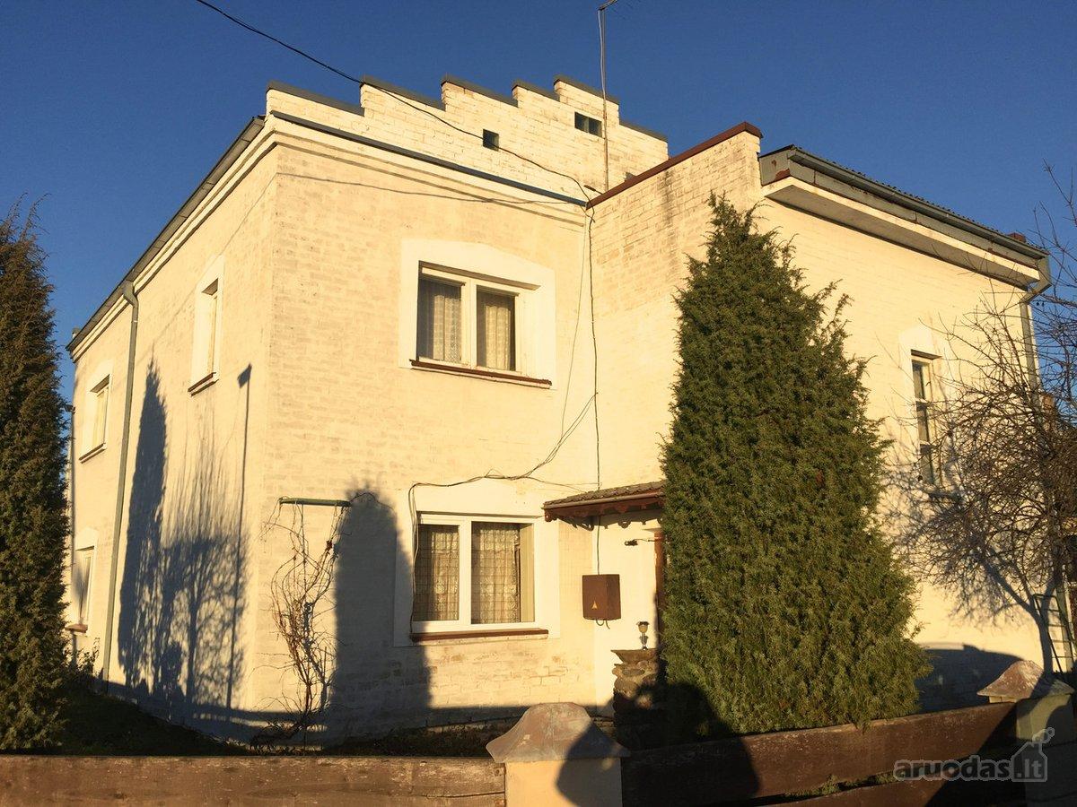 Kėdainių r. sav., Nociūnų k., mūrinis namas