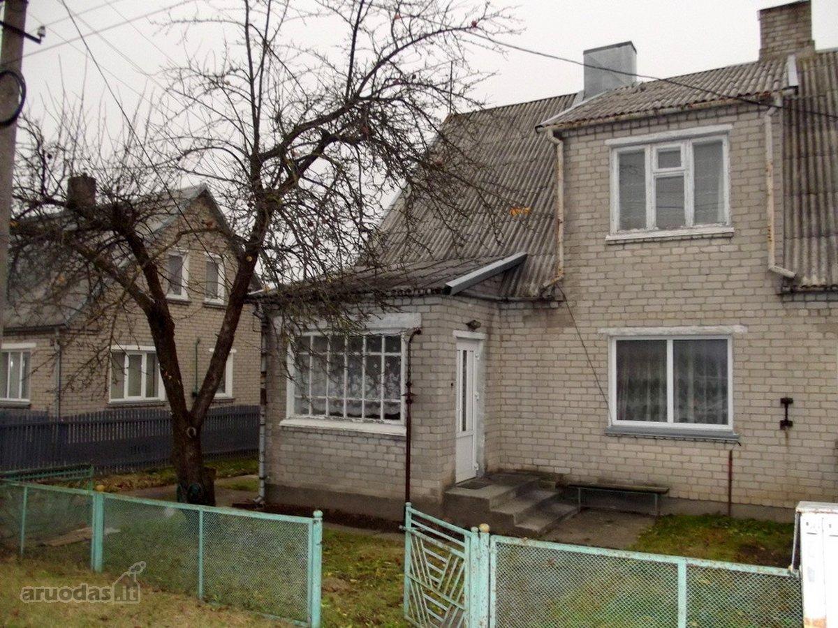 Plungės m., Laisvės g., mūrinio namo dalis