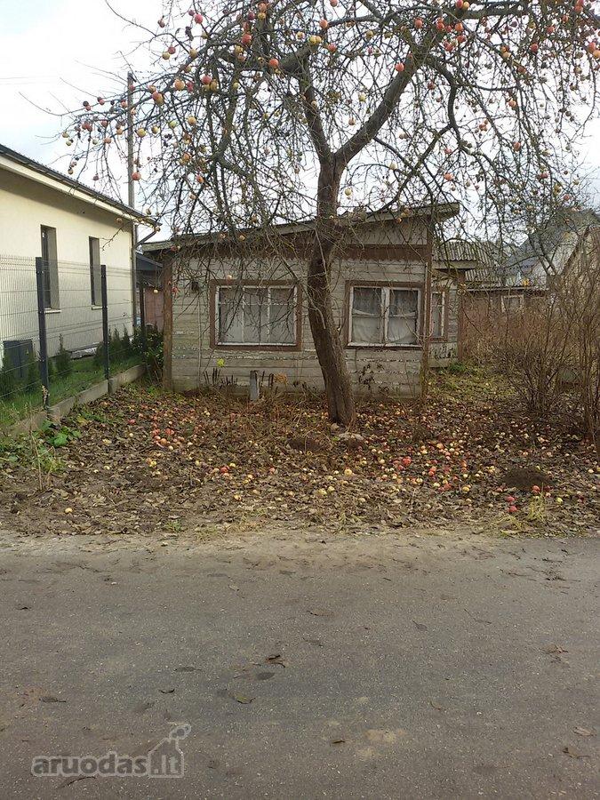Vilnius, Pavilnys, Gurių Sodų 10-oji g., kolektyvinis sodas sklypas