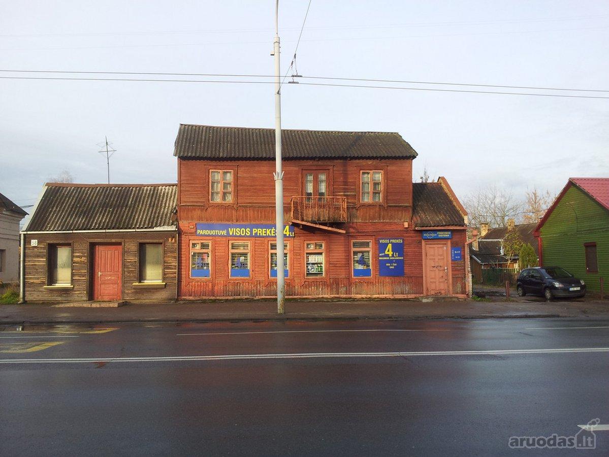 Vilnius, Šnipiškės, Kalvarijų g., prekybinės paskirties patalpos