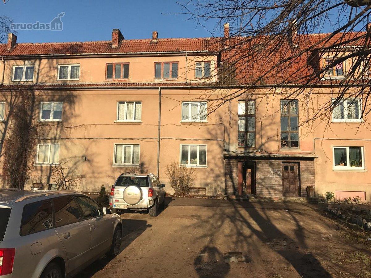 Klaipėda, Miško, Geležinkelio g., 3 kambarių butas