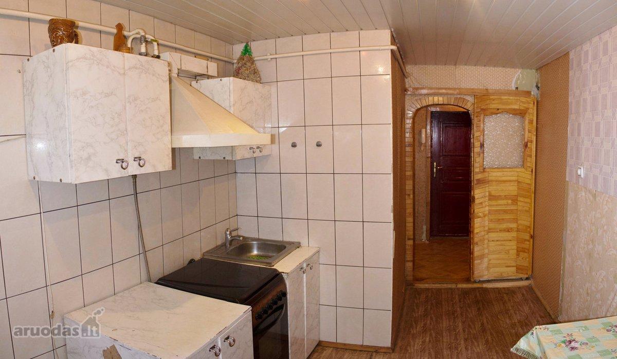 Vilniaus r. sav., Nemenčinės m., Vasaros g., 1 kambario butas