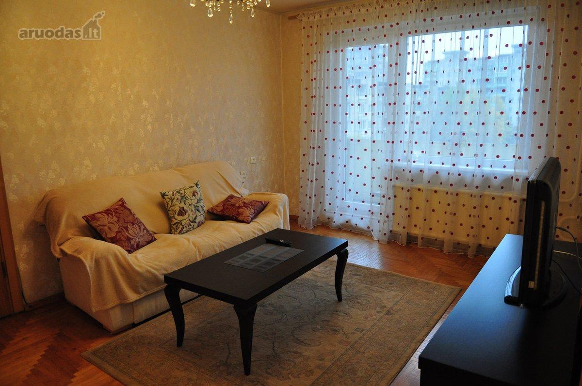 Kaunas, Eiguliai, Ukmergės g., 3 kambarių buto nuoma
