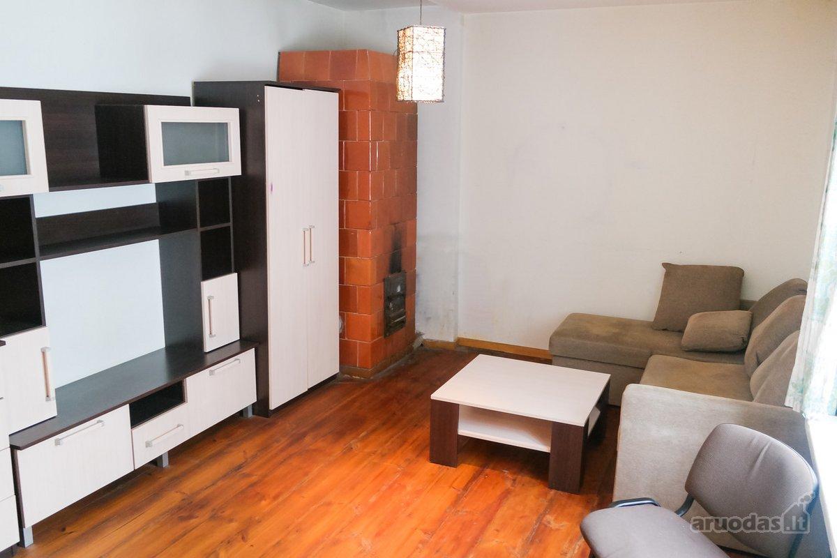 Vilnius, Užupis, Krivių g., 1 kambario butas