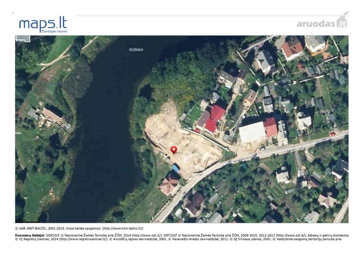Vilnius, Baltupiai, Kalvarijų g., namų valdos, daugiaaukštės statybos paskirties sklypas