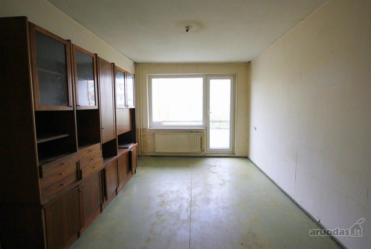 Vilnius, Karoliniškės, Vido Maciulevičiaus g., 2 kambarių butas