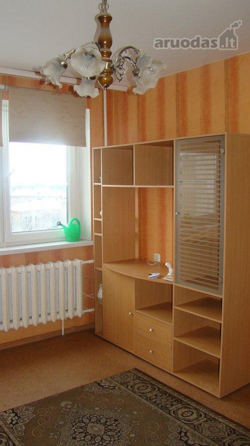 Vilnius, Naujamiestis, Savanorių pr., 1 kambario buto nuoma