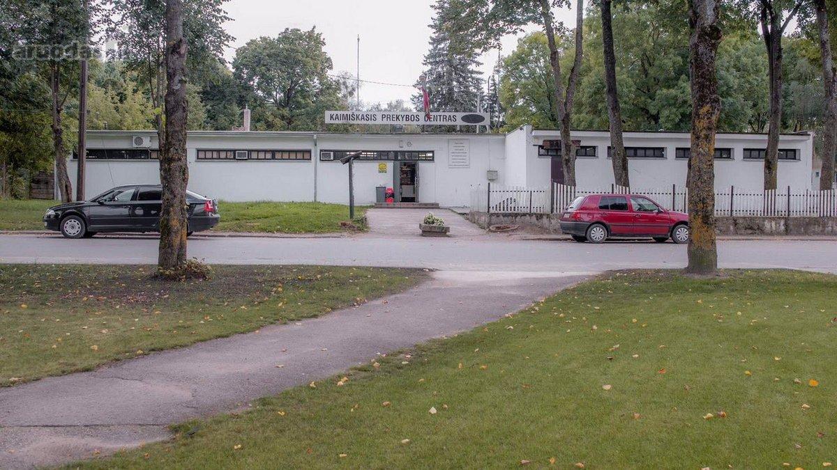 Kauno r. sav., Bubių k., Parko g., biuro, prekybinės, paslaugų, sandėliavimo, gamybinės, maitinimo paskirties patalpos