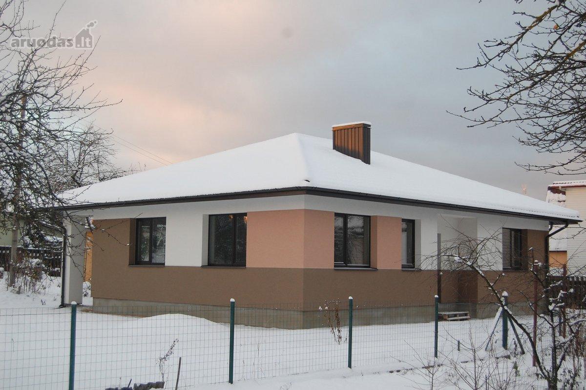 Vilnius, Pavilnys, Gurių Sodų 7-oji g., mūrinis namas