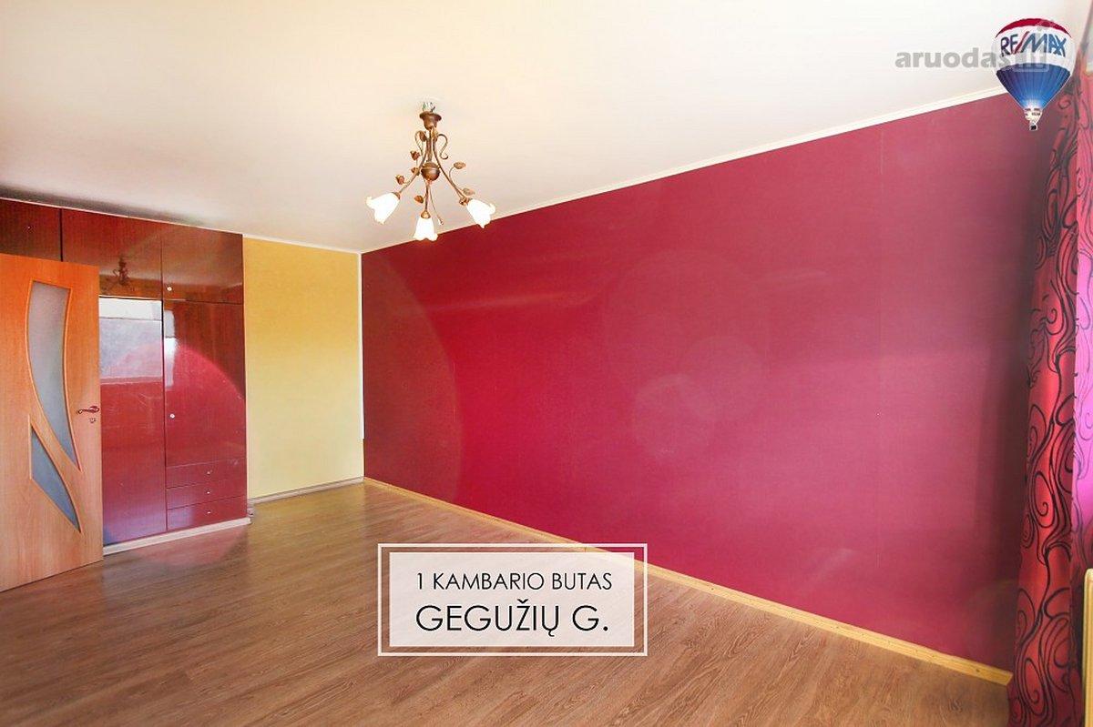 Šiauliai, Dainiai, Gegužių g., 1 kambario butas