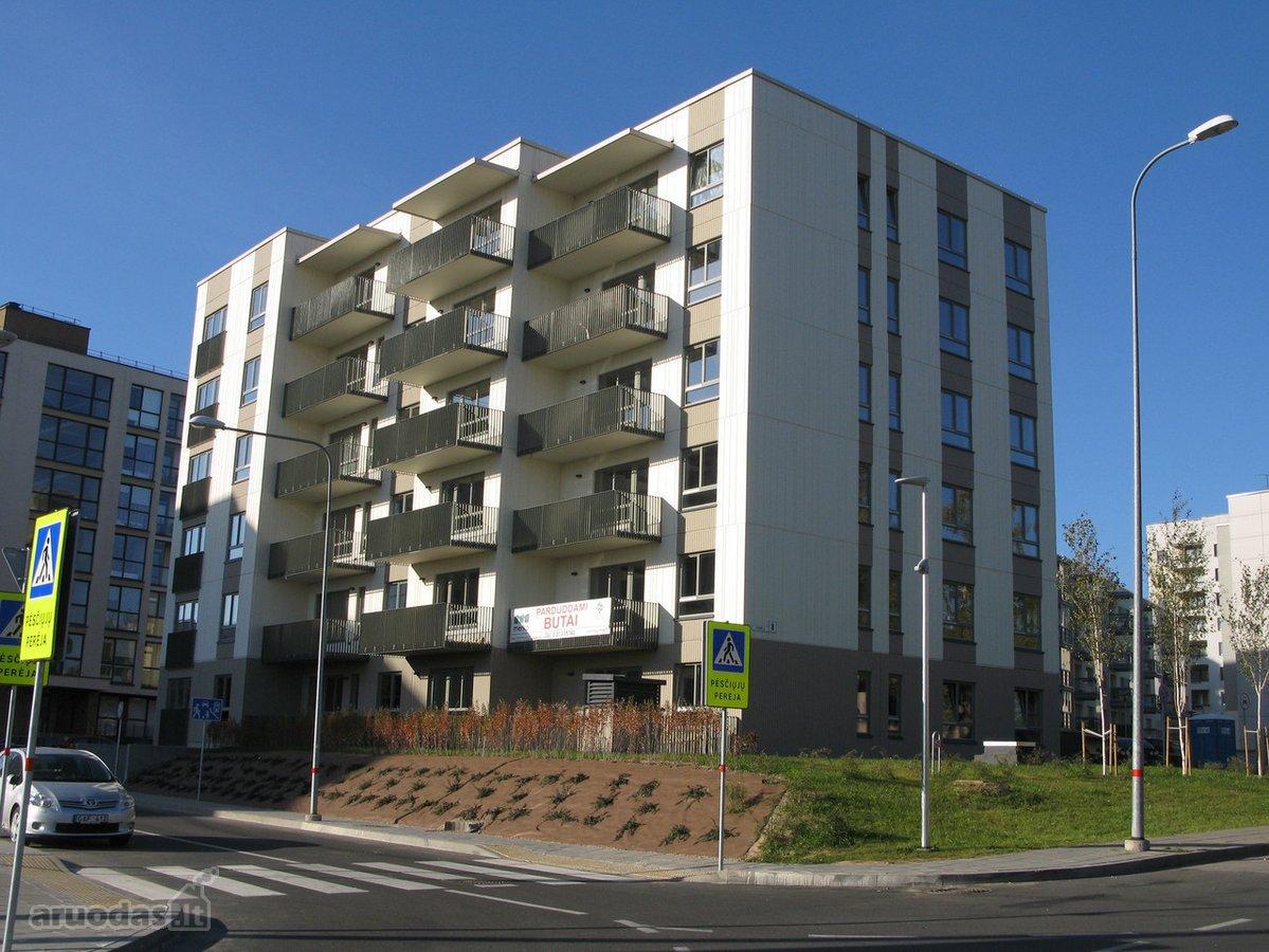 Vilnius, Santariškės, Fizikų g., 3 kambarių butas