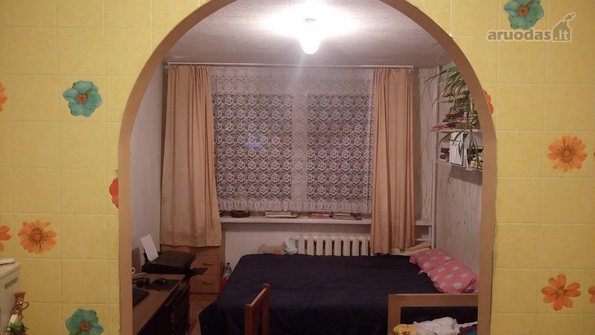 Vilnius, Naujamiestis, V. Pietario g., 1 kambario buto nuoma