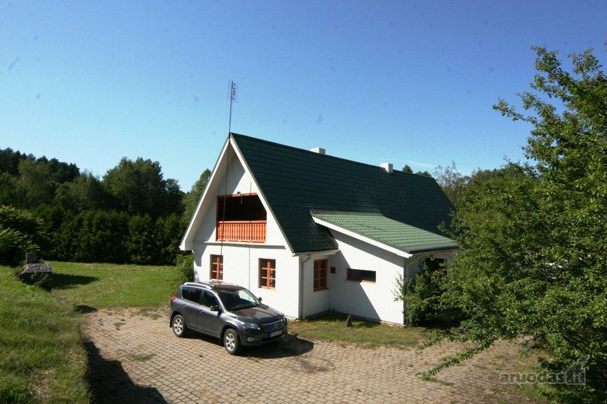 Elektrėnų sav., Klevinės k., medinė sodyba