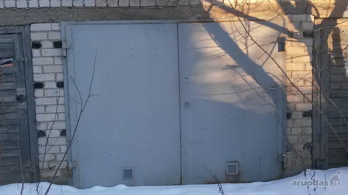 Vilnius, Antakalnis, M. K. Oginskio g., mūrinis garažo nuoma