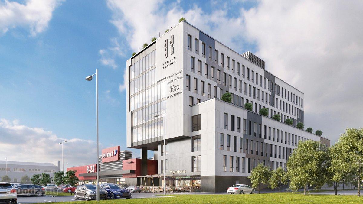Vilnius, Žirmūnai, Kareivių g., biuro paskirties patalpos nuomai