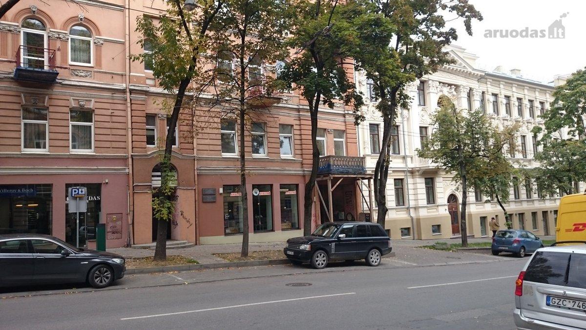 Vilnius, Naujamiestis, J. Basanavičiaus g., 3 kambarių butas