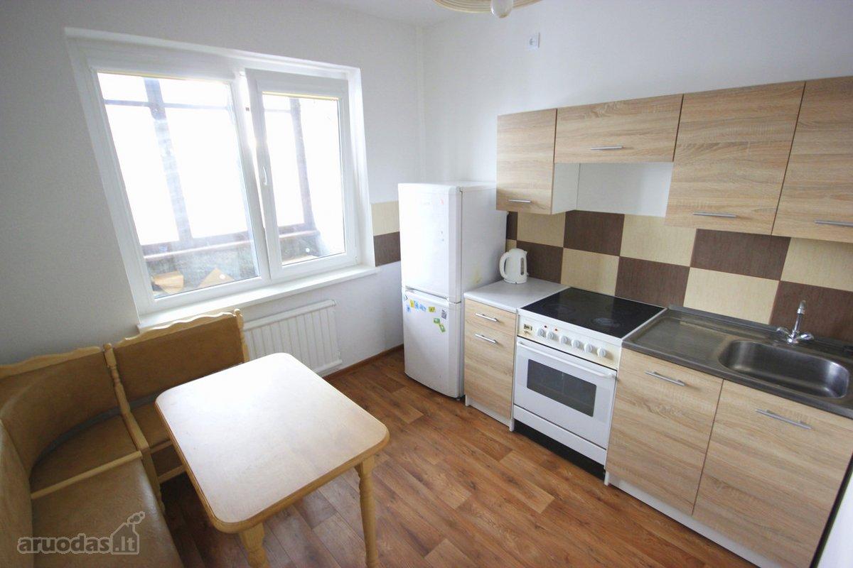 Vilnius, Šeškinė, Gelvonų g., 1 kambario buto nuoma