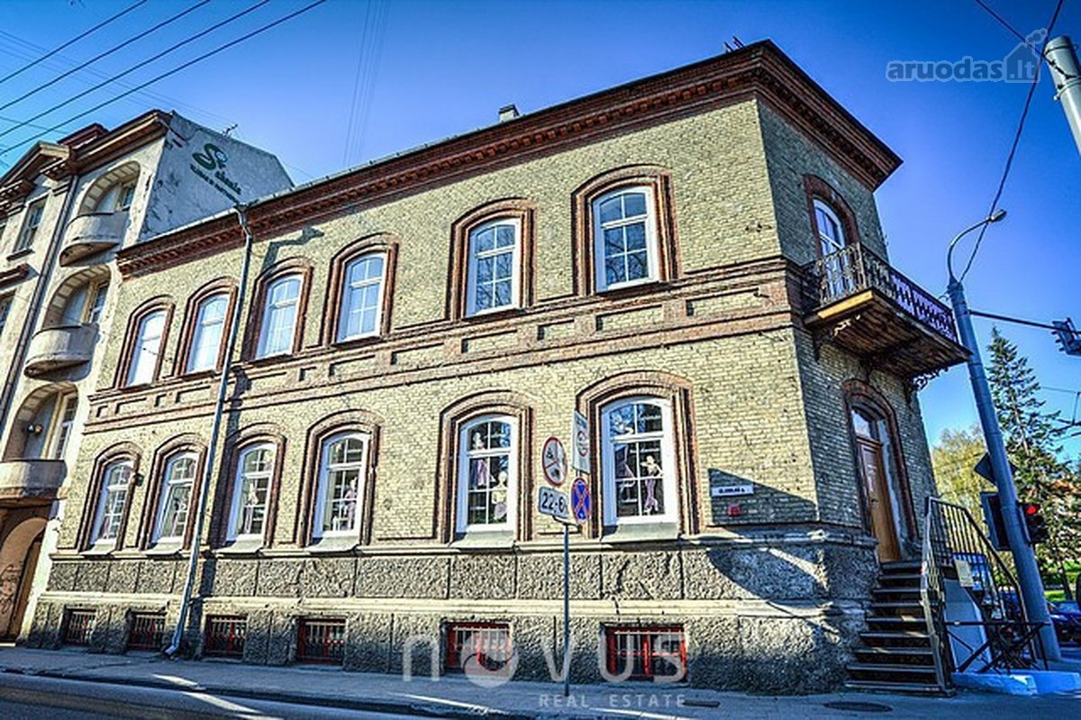 Vilnius, Senamiestis, Pylimo g., biuro, prekybinės, paslaugų, maitinimo, kita paskirties patalpos