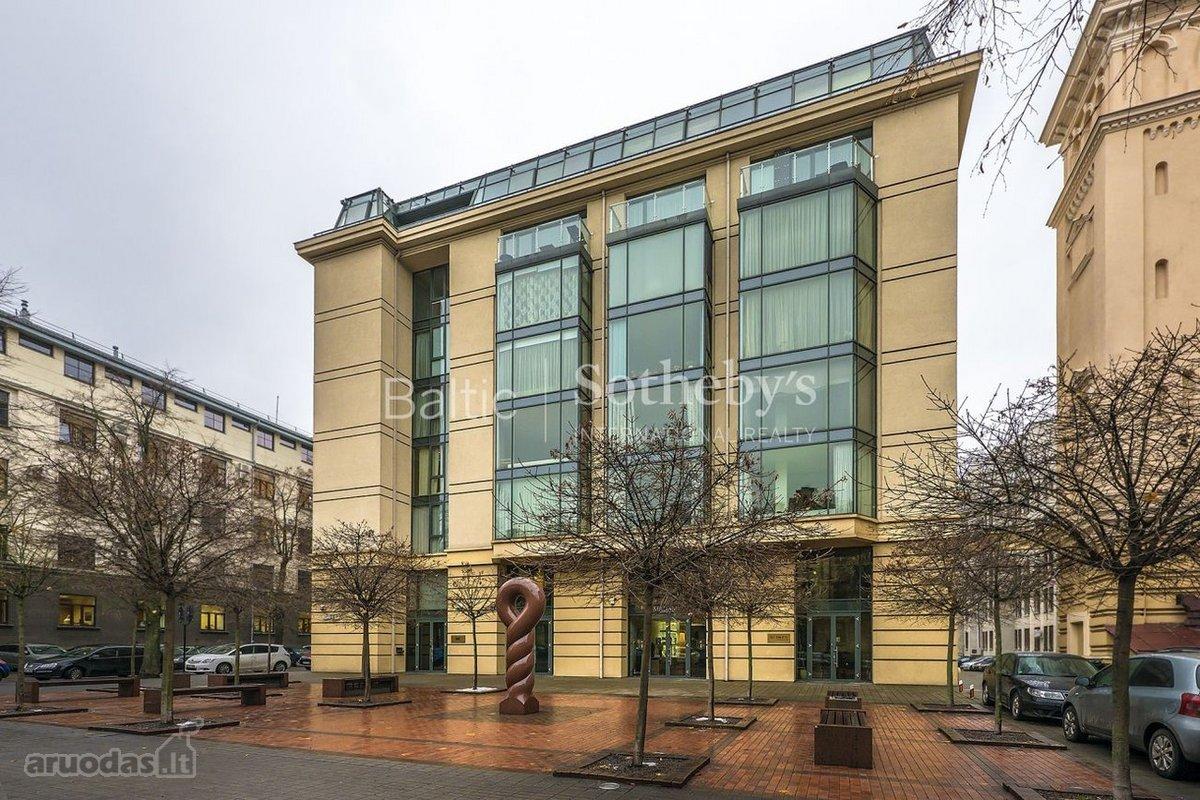 Vilnius, Naujamiestis, A. Jakšto g., 3 kambarių buto nuoma
