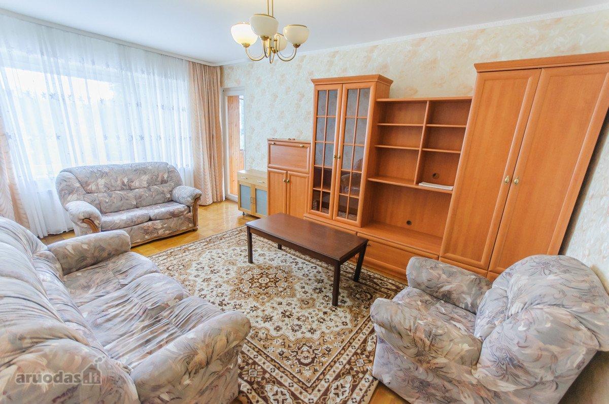 Vilnius, Justiniškės, Taikos g., 3 kambarių buto nuoma