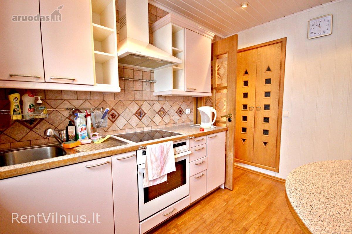 Vilnius, Antakalnis, Nemenčinės pl., 5 kambarių buto nuoma
