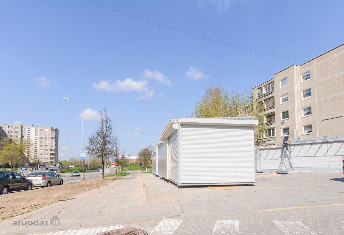 Vilnius, Justiniškės, Rygos g., prekybinės, paslaugų paskirties patalpos nuomai