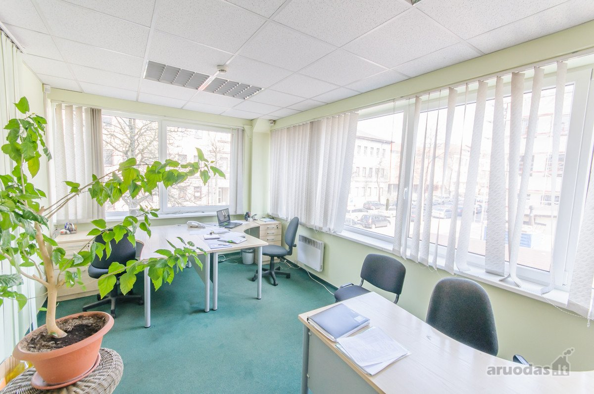 Vilnius, Naujamiestis, T. Ševčenkos g., biuro, prekybinės, paslaugų, sandėliavimo paskirties patalpos