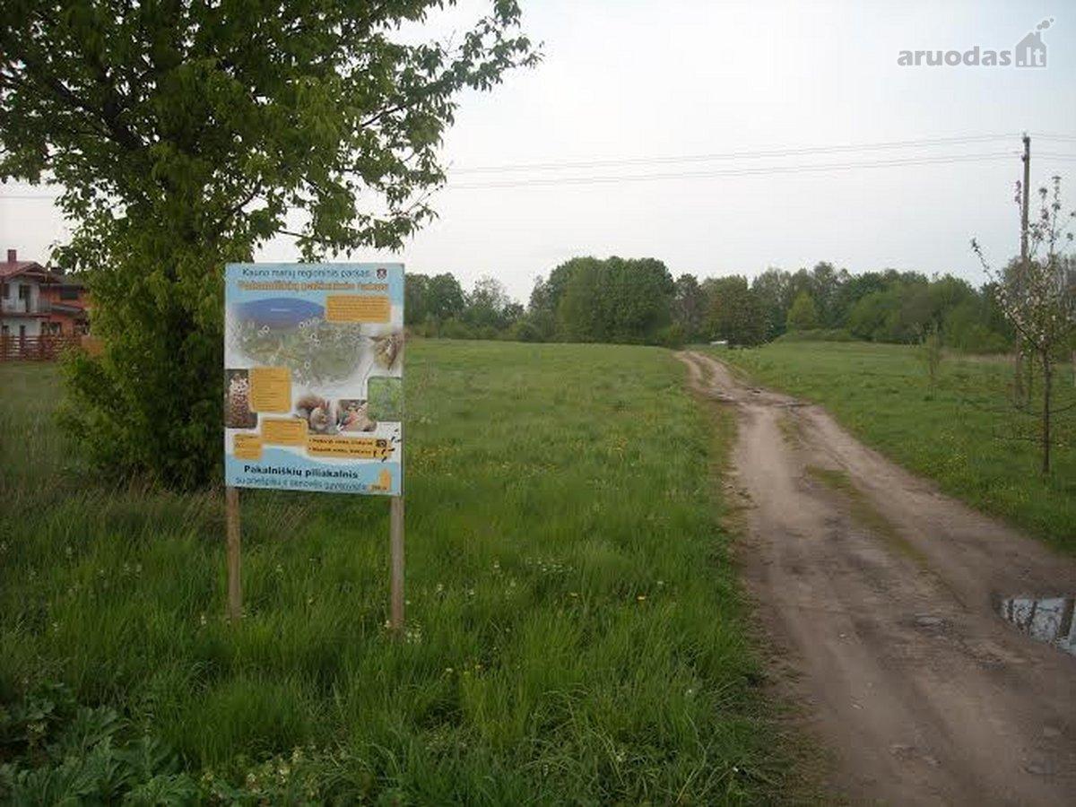 Kaunas, Vaišvydava, Piliuonos g., namų valdos paskirties sklypas