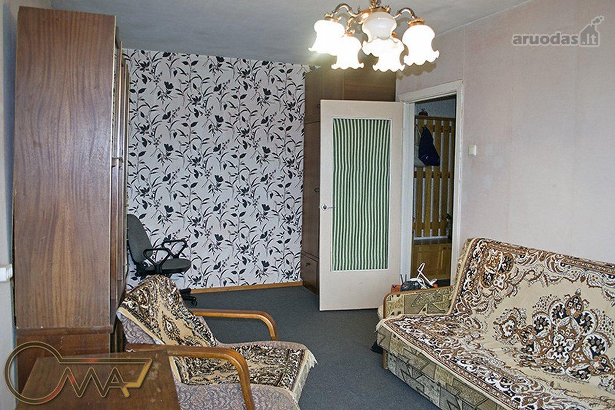 Vilnius, Karoliniškės, Vido Maciulevičiaus g., 1 kambario butas