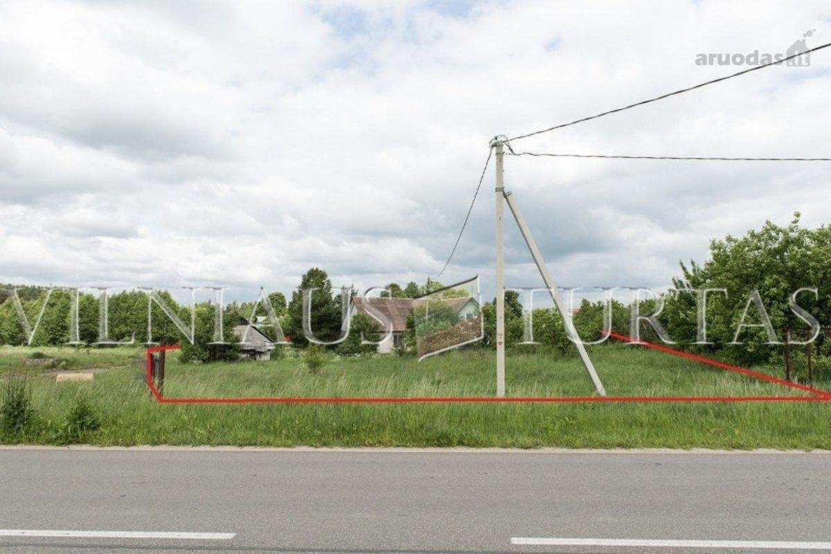 Vilniaus r. sav., Skaisterių k., Skaisterių g., rąstinis namas