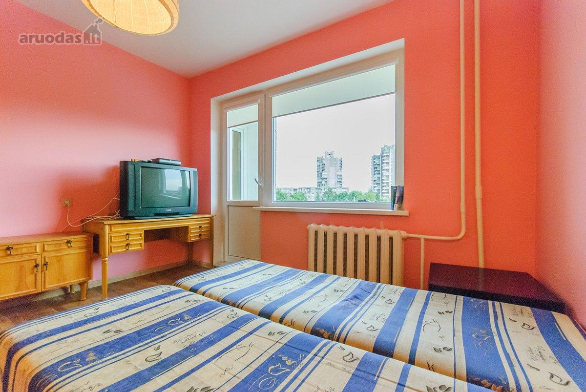 Vilnius, Šeškinė, Šeškinės g., 3 kambarių buto nuoma