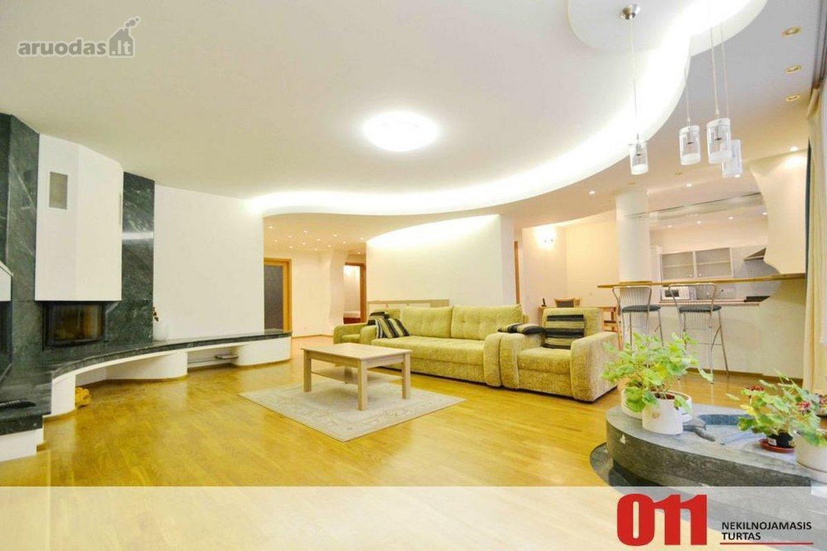 Vilnius, Naujamiestis, M. K. Čiurlionio g., 4 kambarių butas