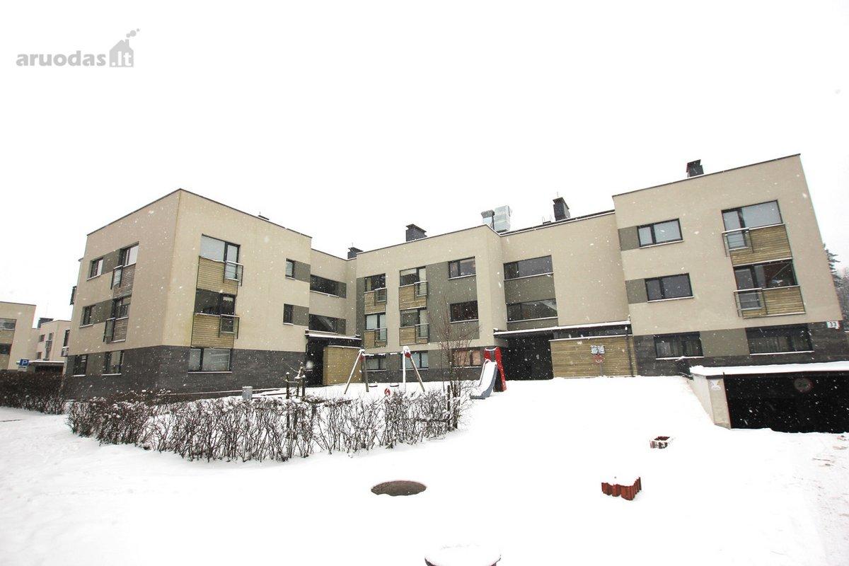 Vilnius, Santariškės, Santariškių g., 3 kambarių buto nuoma
