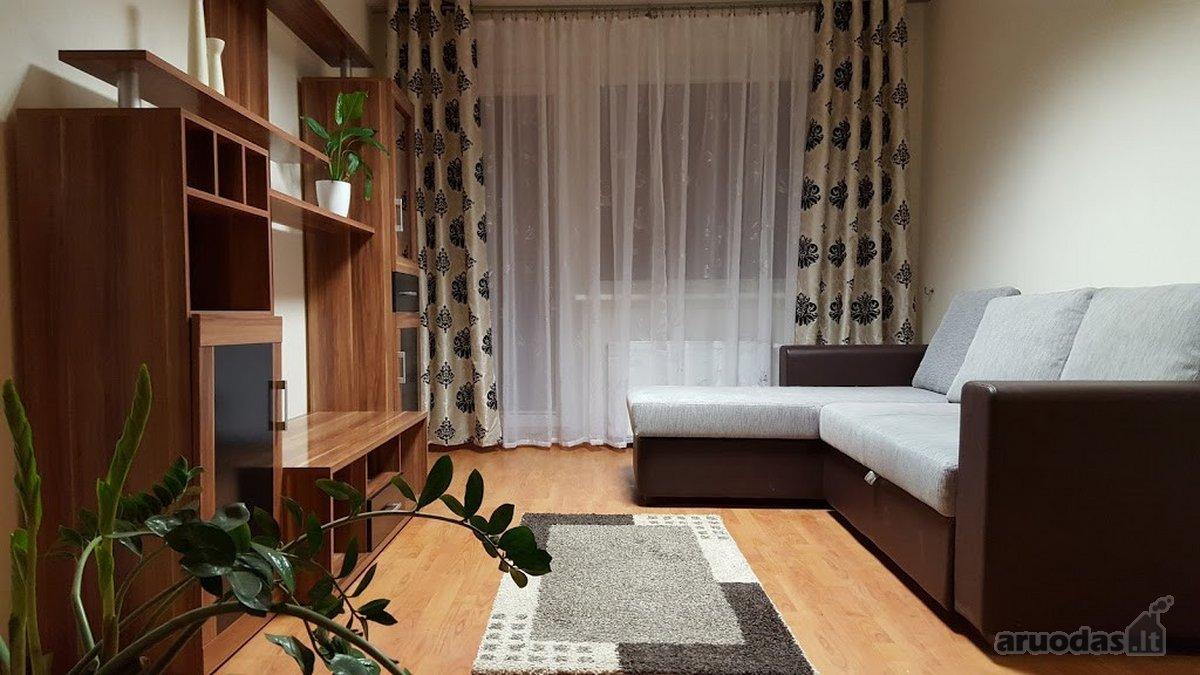 Šiauliai, Lieporiai, Statybininkų g., 1 kambario butas