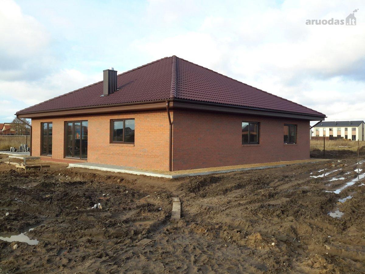 Klaipėdos r. sav., Slengių k., Varupės g., mūrinis namas