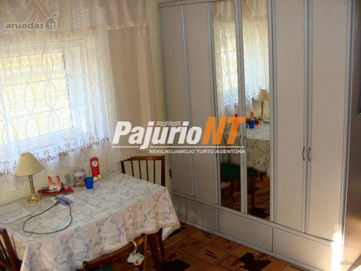 Palanga, Sodų g., 1 kambario butas