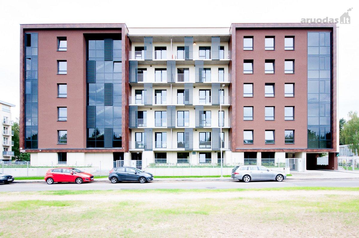 Vilnius, Jeruzalė, Visorių g., 2 kambarių butas