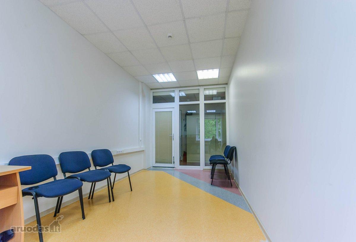 Vilnius, Naujamiestis, T. Ševčenkos g., biuro, paslaugų paskirties patalpos nuomai