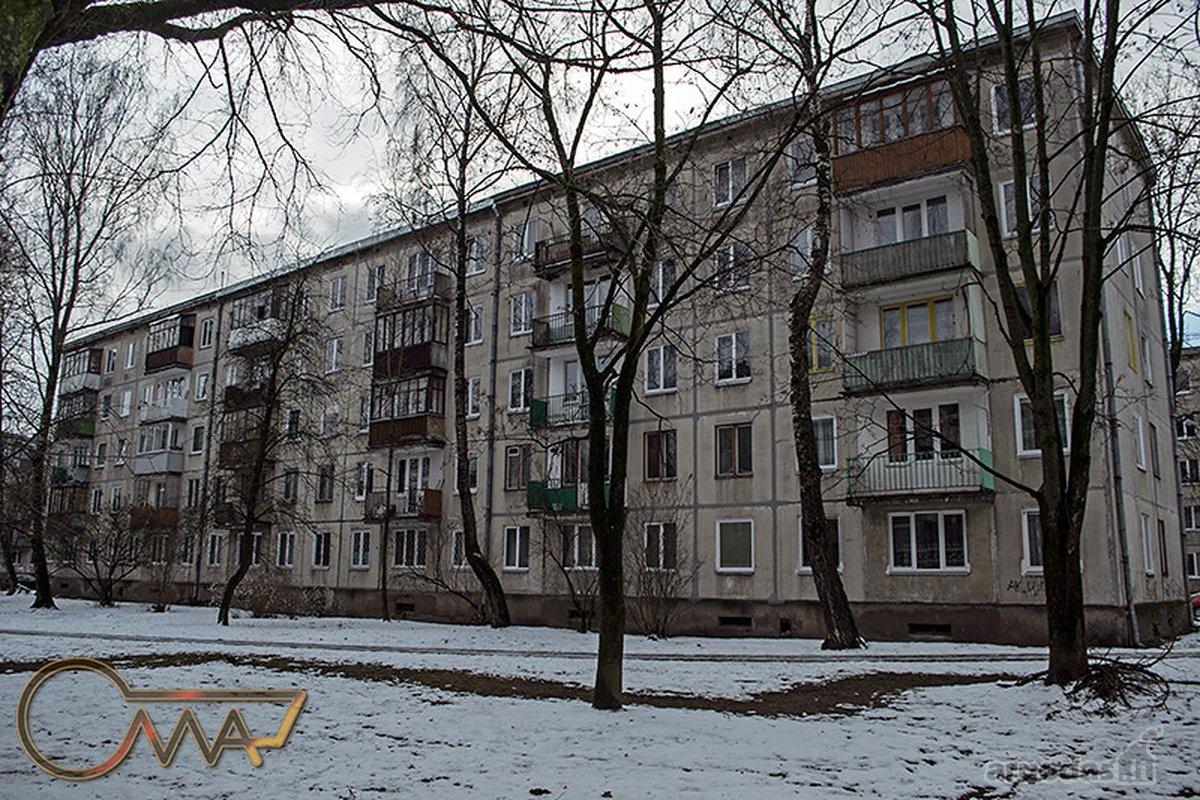 Vilnius, Naujamiestis, Naugarduko g., 2 kambarių butas