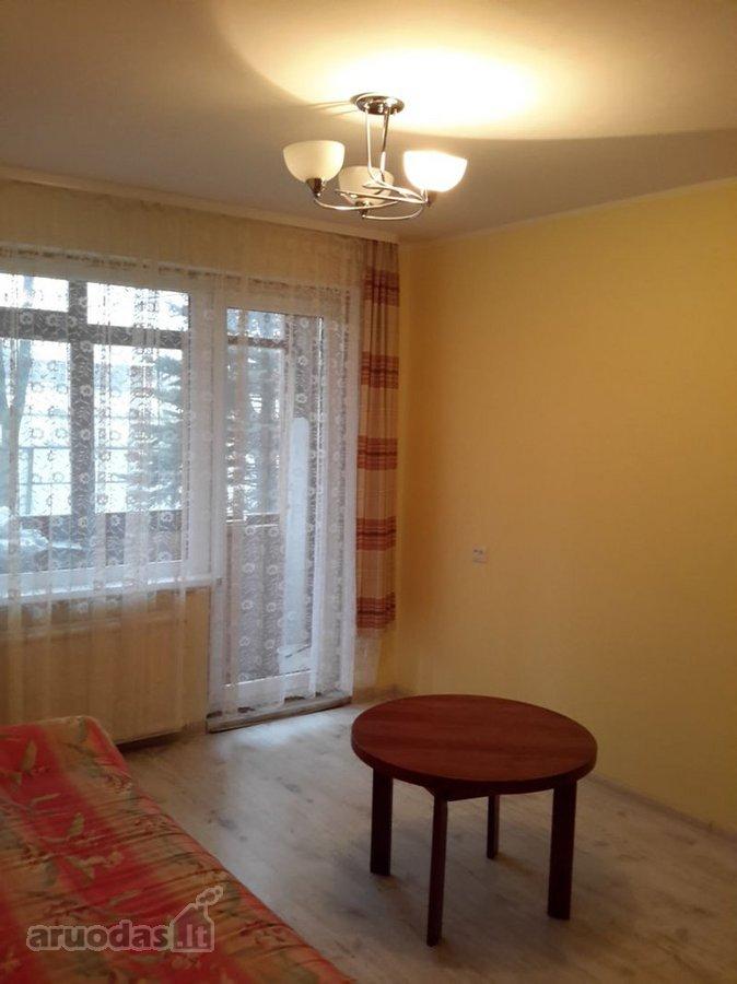 Kaunas, Dainava, V. Krėvės pr., 1 kambario buto nuoma