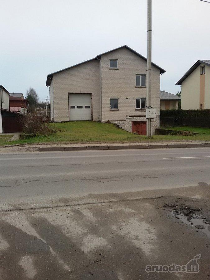 Vilnius, Naujoji Vilnia, Šiaurės g., mūrinis namas