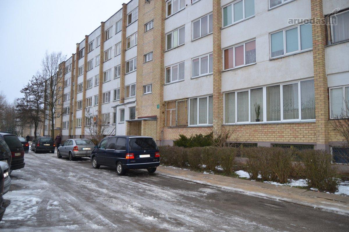 Alytus, Senamiestis, Daugų g., 2 kambarių butas