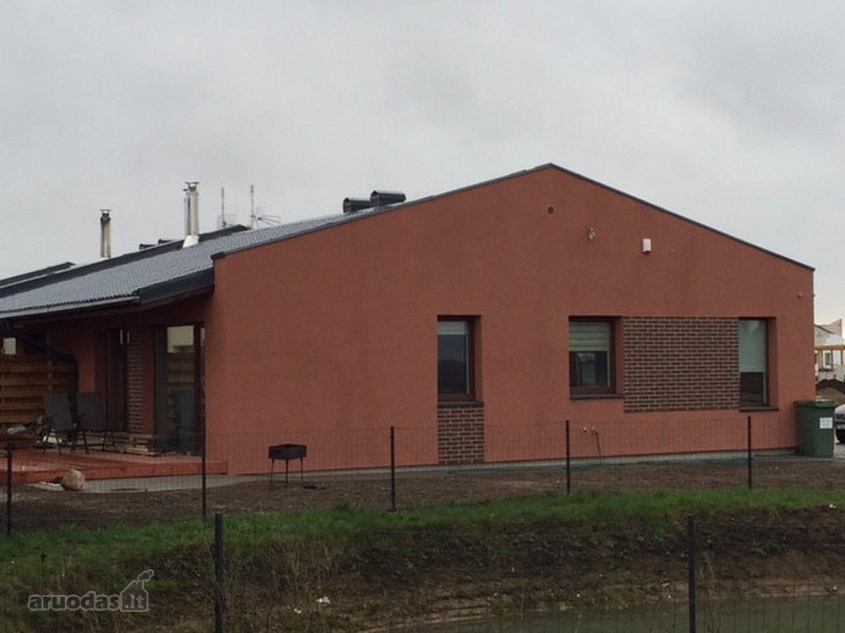Klaipėdos r. sav., Trušelių k., Gilijos g., mūrinis sublokuotas namas