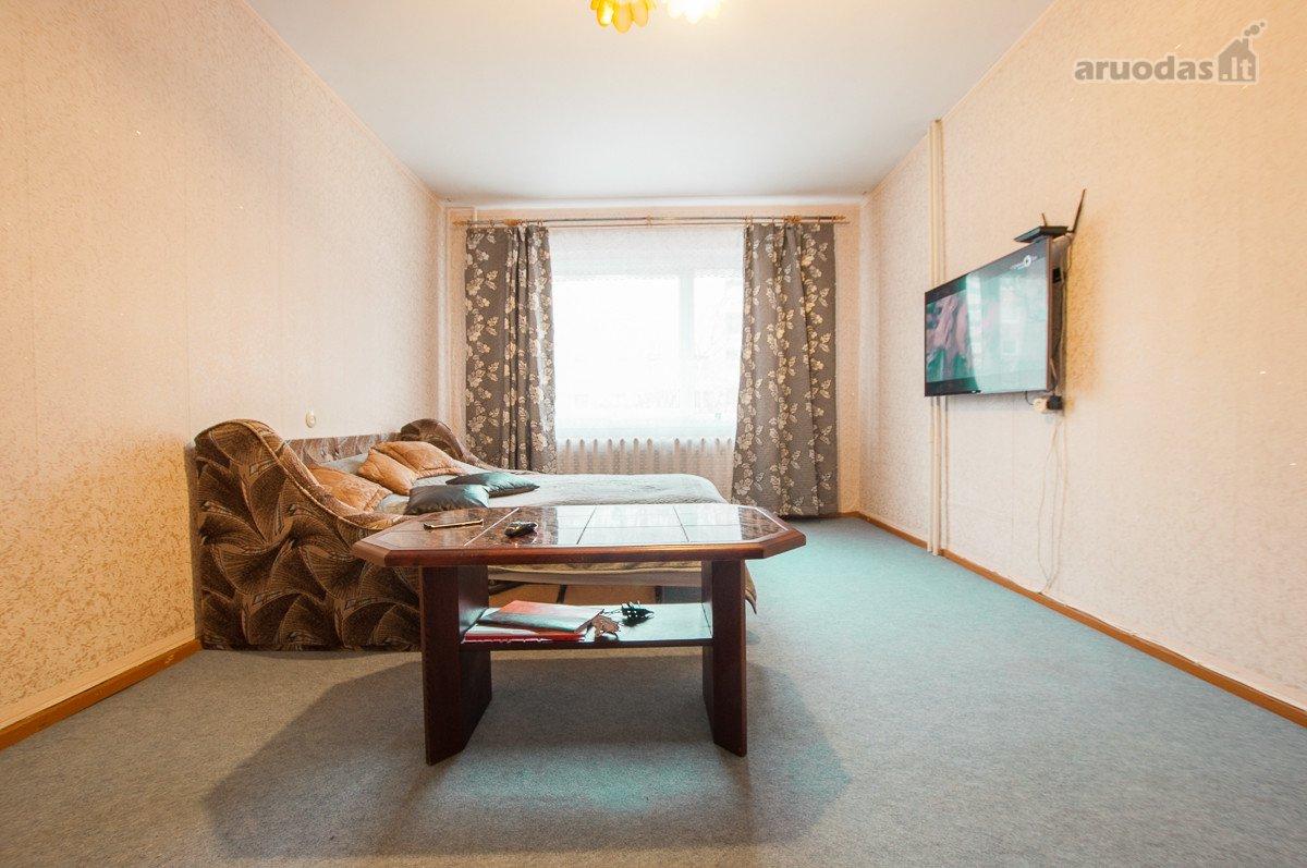 Vilnius, Justiniškės, Taikos g., 1 kambario buto nuoma