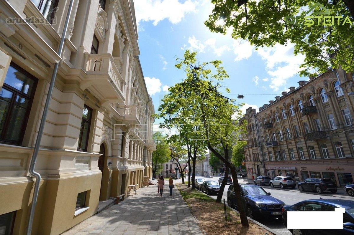 Vilnius, Senamiestis, Mindaugo g., biuro, paslaugų, gamybinės paskirties patalpos