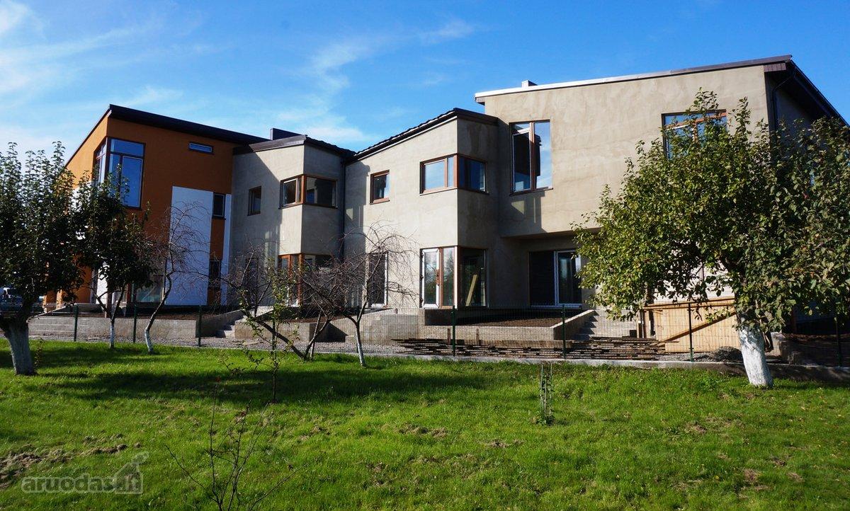 Palanga, Sedulų tak., mūrinis sublokuotas namas