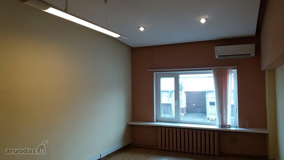 Vilnius, Vilkpėdė, Savanorių pr., biuro paskirties patalpos nuomai