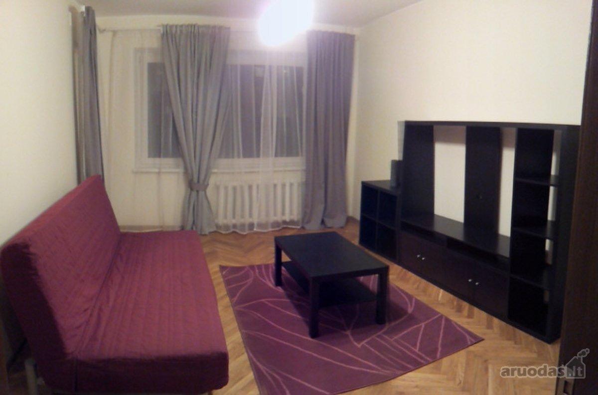Vilnius, Šeškinė, Gelvonų g., 3 kambarių buto nuoma