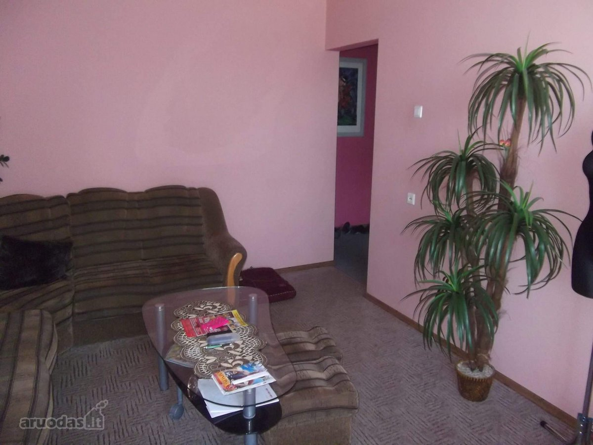 Alytus, Likiškėliai, Likiškėlių g., 3 kambarių butas