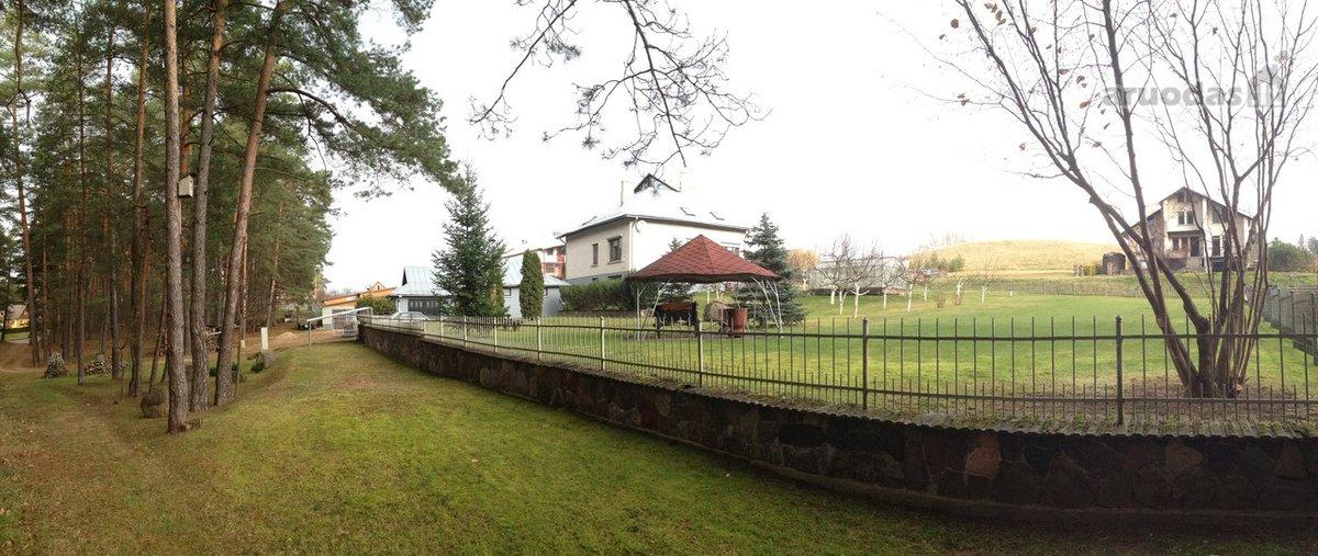 Anykščių m., Pilies g., mūrinis namas